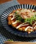 軽くてヘルシー♪作り置きもできる「豆腐と納豆のお好み焼き」