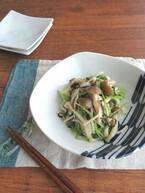 低カロリーで食物繊維たっぷり!簡単「きのこ×レンジ」作り置きレシピ5選