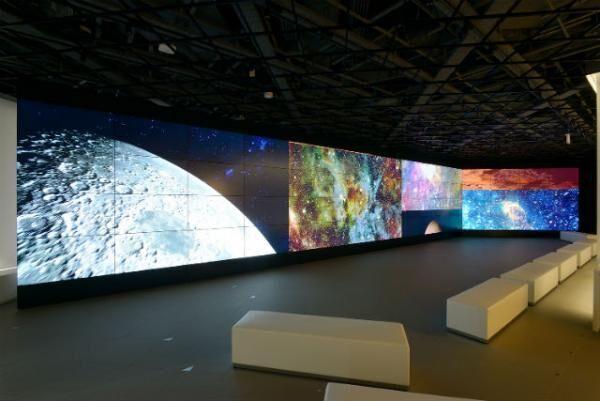 「Space in Ginza-銀座の中の宇宙」開催中!銀座で宇宙を体感しよう
