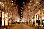 シャンパンゴールドで街を彩る「丸の内イルミネーション」東京駅周辺・丸の内・大手町で開催!