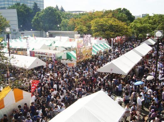 「北海道フェアin代々木」開催!代々木公園で北海道グルメを丸かじりしよう