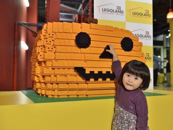 「レゴ ハロウィン2016」開催!お台場のレゴランドでレゴづくしのイベントに参加しよう