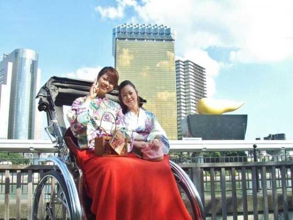 お気に入りの着物で浅草を満喫!「レンタル着物で楽しむ浅草DAY」開催