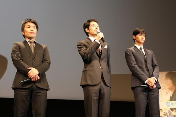 映画「聖の青春」舞台挨拶 速攻レポート!松山ケンイチ、東出昌大ら豪華キャストが登場!