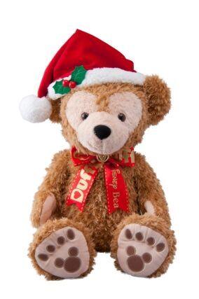 今年のテーマはサンタクロース!サンタになったダッフィーたちのスペシャルグッズが登場!