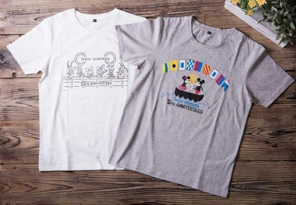 東京ディズニーシーにBEAMSプロデュースのグッズが登場!パークの15周年をお祝いしよう!