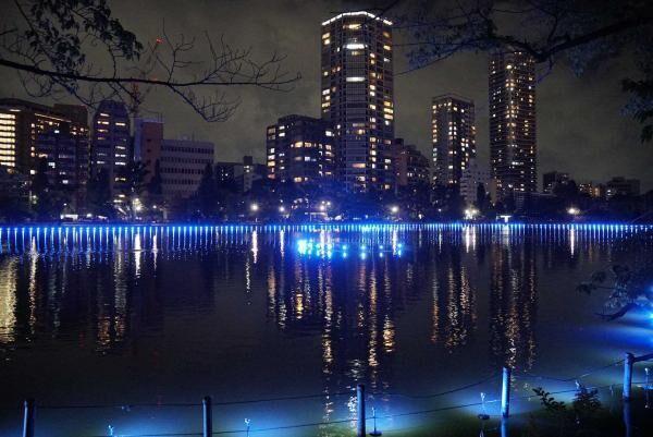 夜のアートイベント・シリーズ『上野夜公園』が開催!いつもと違った上野公園を散策しよう