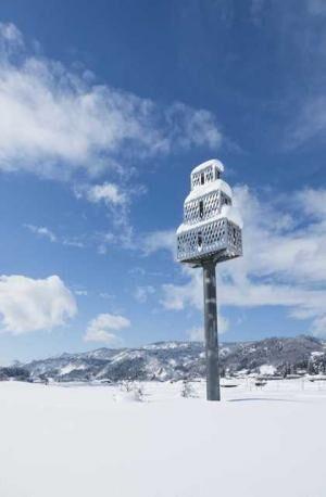 1日限りの雪上に花咲く3尺玉!「大地の芸術祭 雪花火」新潟で3月4日開催