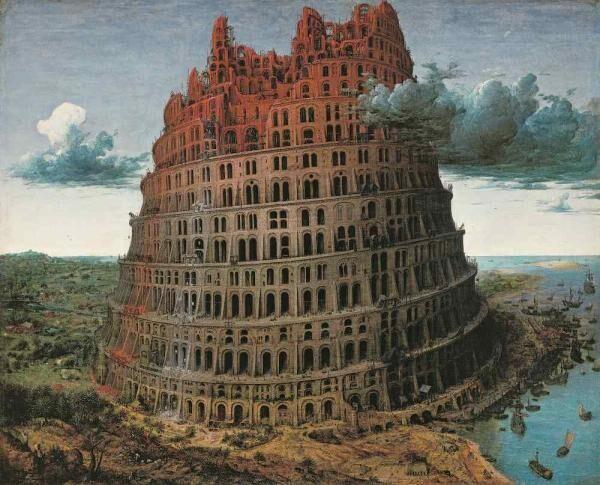 ブリューゲルの傑作「バベルの塔」が24年ぶりに来日!「バベルの塔」展が東京都美術館で開催