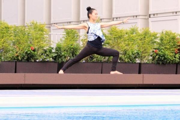 心地良い新生活をスタート!品川プリンスホテルで月曜日限定のヨガプログラムが開催