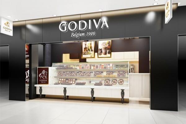 期間限定メニューも!サービスエリア初出店「ゴディバ EXPASA海老名店」オープン