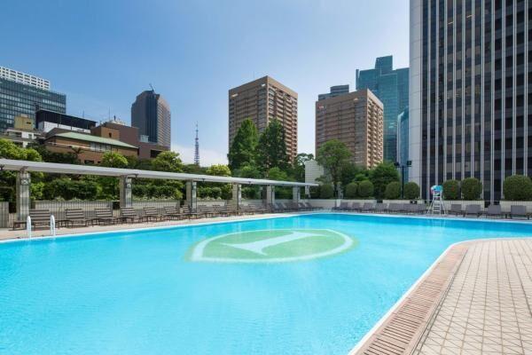 夏先取り!ANAインターコンチネンタルホテル東京に「ガーデンプール」オープン!