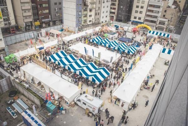 世界初開催!?パクチーに特化した飲食フェス「パクチーフェス」が新宿で開催