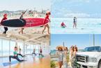 リゾート感溢れる海の家「avex beach paradise」が由比ケ浜にオープン!
