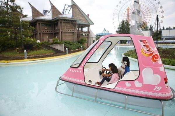 愛犬と一緒に遊園地で遊べる!?6月24日より「富士急わんランド」開催!