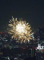 予約スタート!神宮外苑花火大会をセルリアンタワー東急ホテル「ベロビスト」から鑑賞しよう