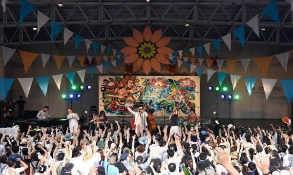 夏の始まりはココで!「夏びらき MUSIC FESTIVAL 2017」が3会場で開催