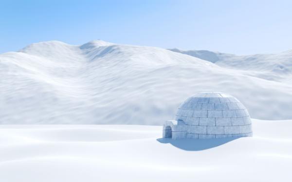 リアルなブリザード体験も! 南極・北極展 真夏の二子玉川に氷と雪の世界がやってくる!