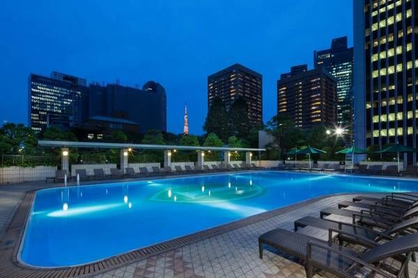 東京都内のプール11選!今話題のナイトプールからリーズナブルな穴場まで一挙紹介