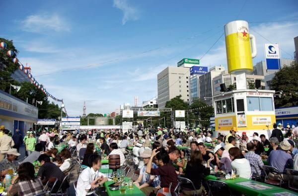 北海道で「さっぽろ夏まつり」と「札幌国際芸術祭2017」が同時開催!