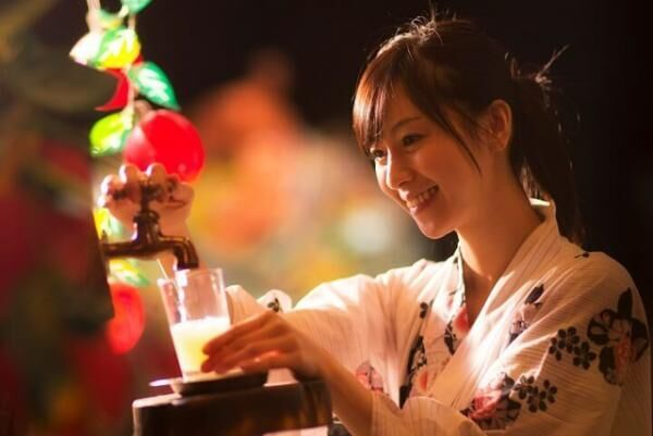 2種類のりんごジュースの出る蛇口が新登場!「じゃわめぐりんご×ほたて祭り」でわくわく体験!