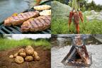 「リバランタ」が今年も期間限定でオープン!北欧風のオシャレな空間でBBQに川遊びを満喫