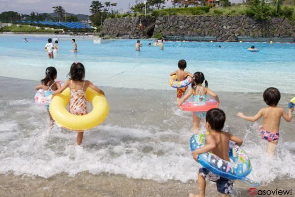 大磯ロングビーチのリゾートプールを満喫!大磯プリンスホテルで夏季限定営業
