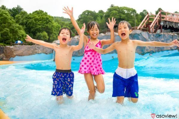 関西圏最大級のプール、兵庫県「東条湖おもちゃ王国ウォーターパークアカプルコ」で夏を満喫!