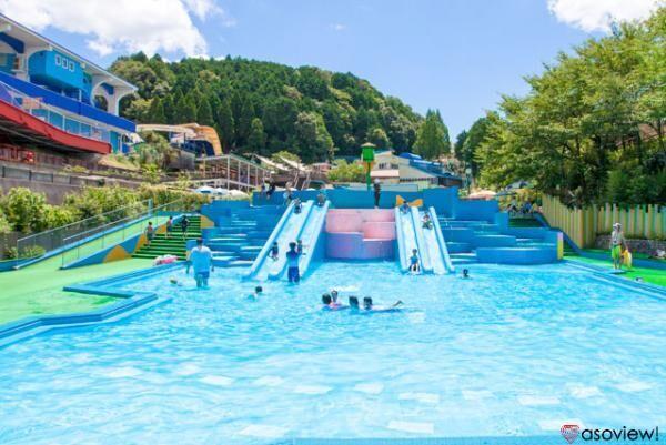家族みんなで楽しめるプール、関西サイクルスポーツセンター「フォレ・リゾ」に出かけよう