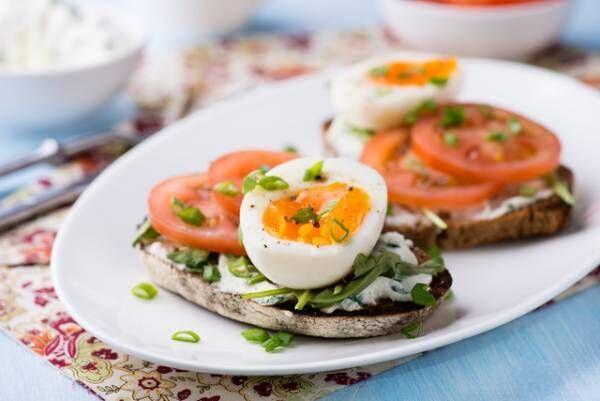 朝パン派必見!手軽にできる痩せトースト4選