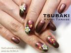 フラワーネイルのデザイン特集!季節のお花アートと花言葉で、爪先をきれいに彩って♪