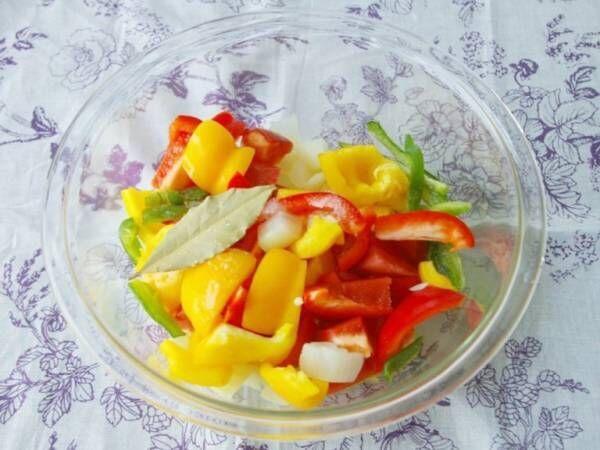 カラフル食材で元気アップ! ダイエットの強い味方「ラタトゥイユ」の作り方