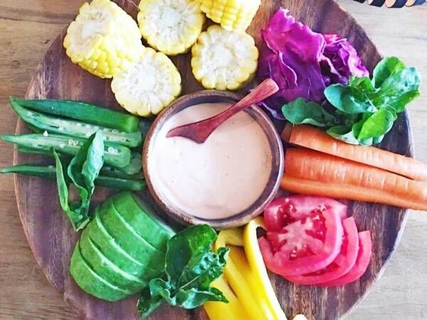 新鮮お野菜に彩りを。ちょっぴり変わり種な手作りドレッシングのレシピ