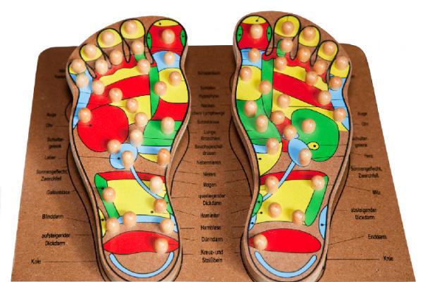 足裏のツボの効果