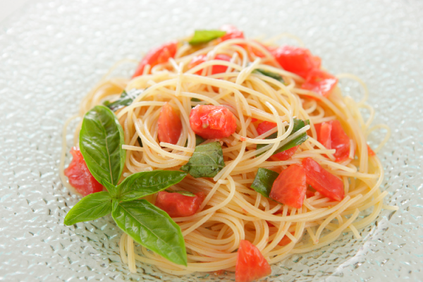 冷静トマトパスタ