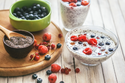 低糖質おやつで美味しく栄養管理!おすすめの食材と簡単レシピ