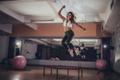 【トランポリンダイエット】適した跳び方や頻度・注意点