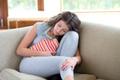 辛い生理痛はツボ押しで和らげる!効果的なツボを2種類ご紹介