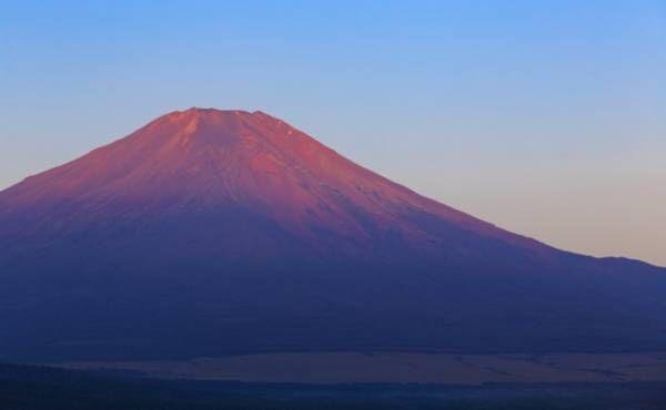 赤富士のイメージ