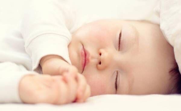 赤ちゃんの向きぐせのイメージ