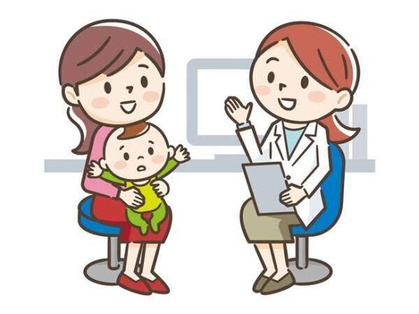 小児科と小児科医のイメージ