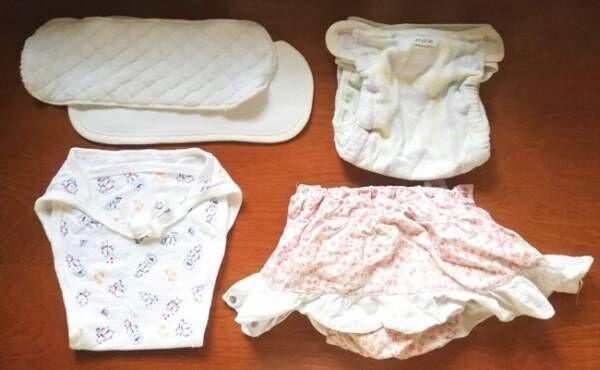 後悔。やればよかった新生児の布おむつ