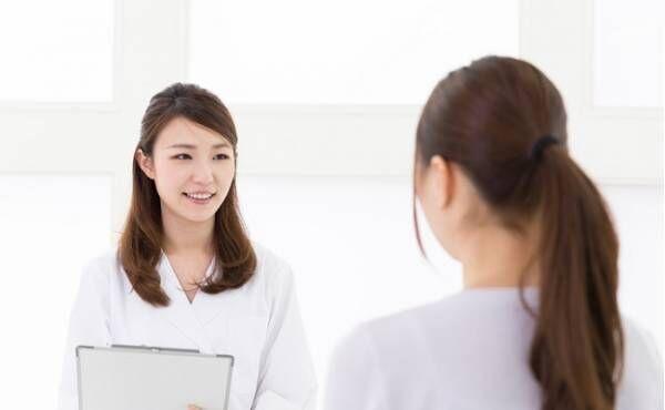女医と患者のイメージ