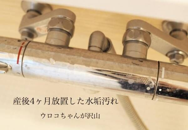 石鹸クレンザー「ハイホーム」before