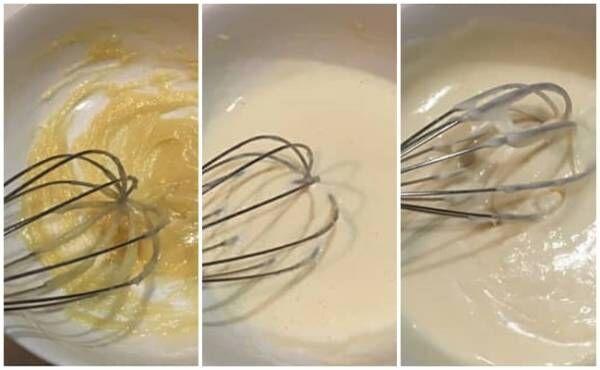 手作りホワイトソース