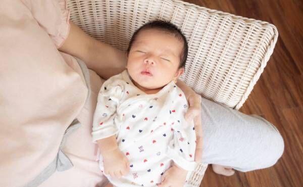 9月生まれの赤ちゃんのイメージ