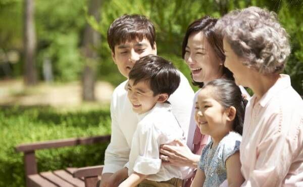 義母と家族のイメージ