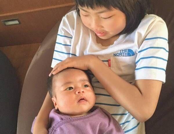 無印良品「体にフィットするソファ」子供と赤ちゃん