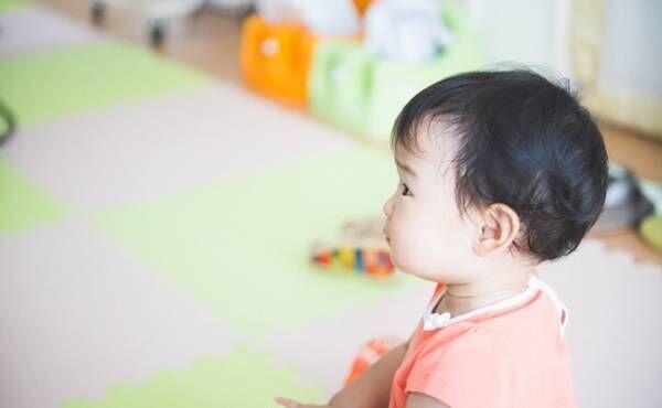 保育園での赤ちゃんのイメージ