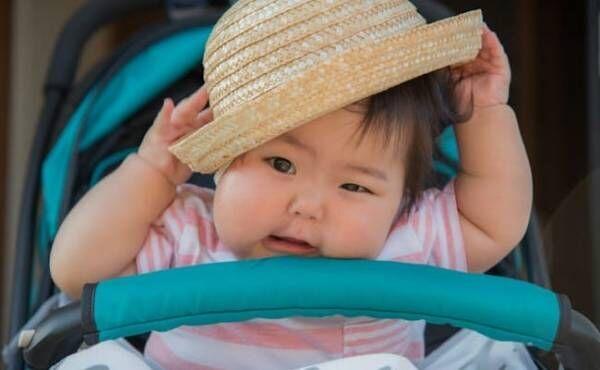 赤ちゃんの帽子のイメージ